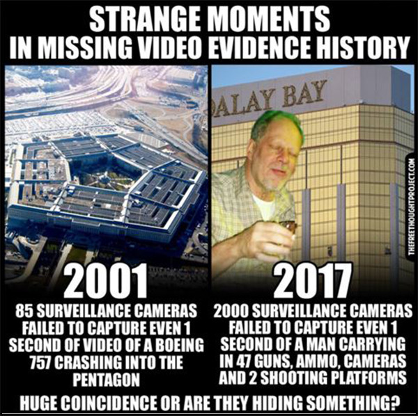 Conspiracy Theories, And A Question Of Common Sense