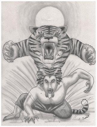 L'homme tigre