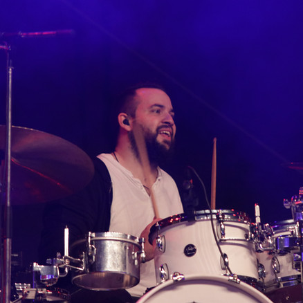 Andy Bucco - Schlagzeuger bei BeatPakk