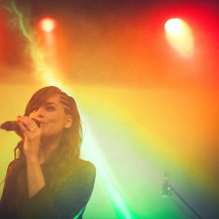 Tialda van Slogteren - Sängerin bei BeatPakk