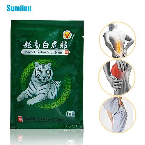 White Tiger Balm Medical Plaster (Vietnam)