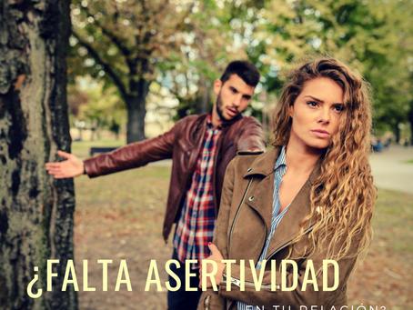 ¿Falta asertividad en tu relación?