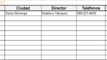 Listado de los participantes preinscritos, Festiband-2018