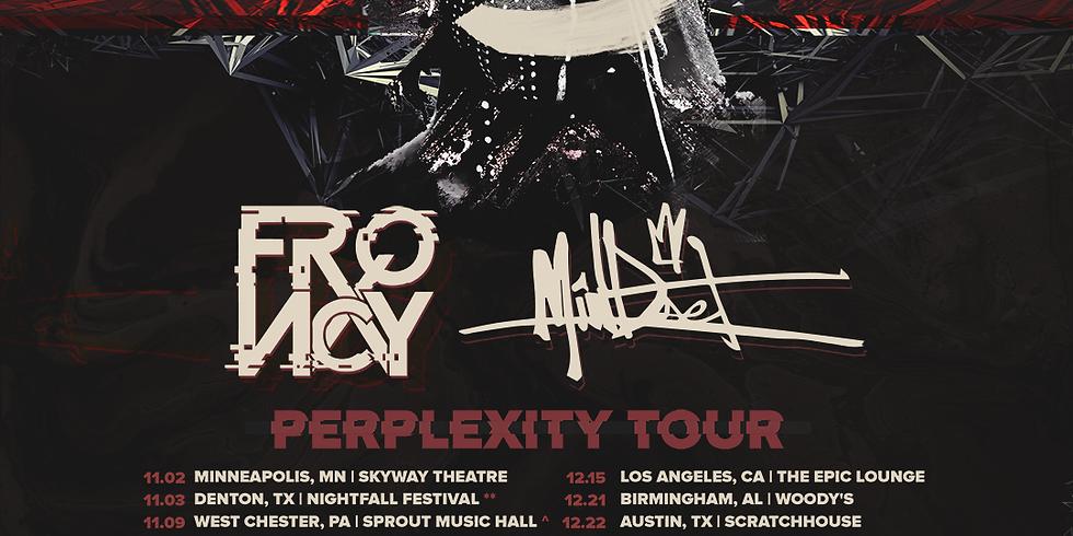 FRQ NCY & Mindset - Perplexity Tour at Electric Haze