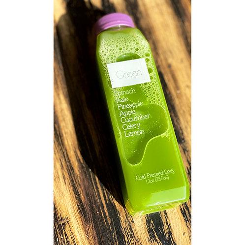 Green Vitality Juice
