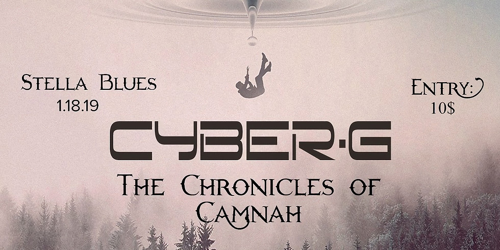 Chronicles of Camnah Vol. IV - Cyber G