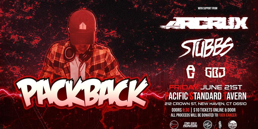 CT Live & Stubbs Selects Presents: Packback & Arcux