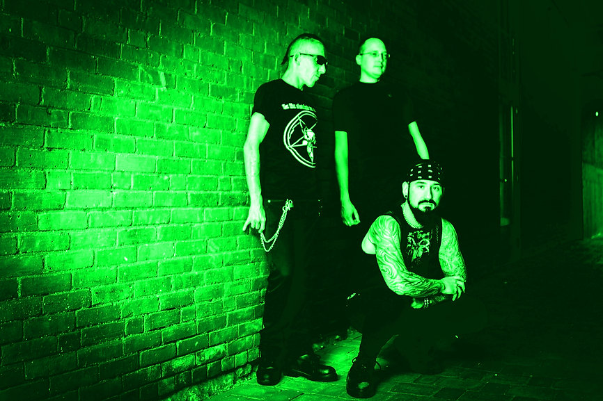 Doomsday Virus Industrial Goth Band