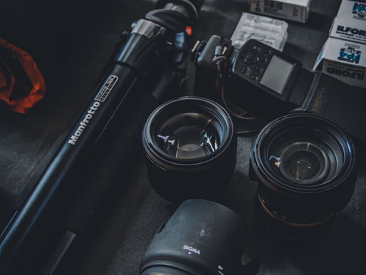 tips to choose a perfect camera lenses for Rental in Bangalore