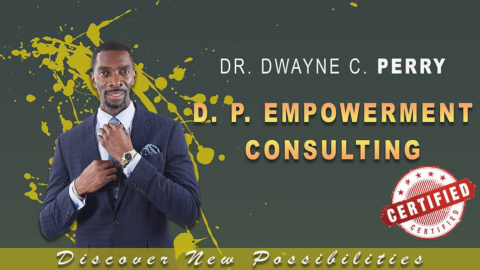 D. Perry Life Coach Website Image 12.31.