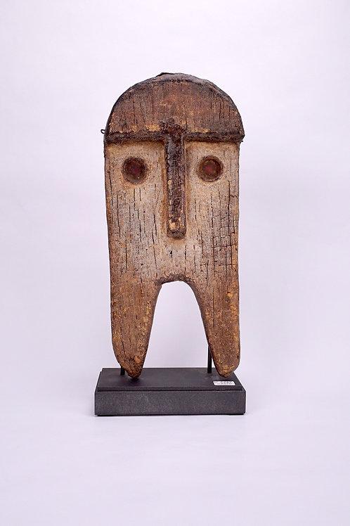 Maschera  in legno - Gabon