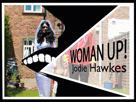 Playing Kate: WOMAN UP! Podcast series 3
