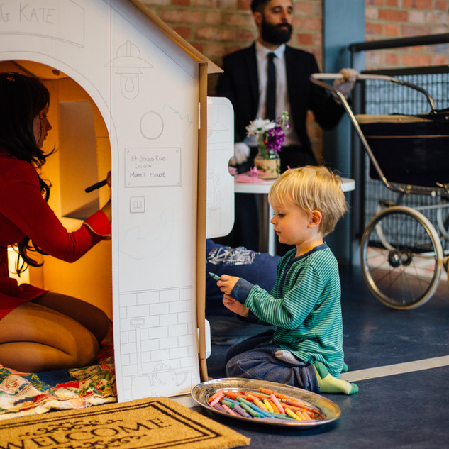 Motherworks Festival @ Cambridge Junction (2019)