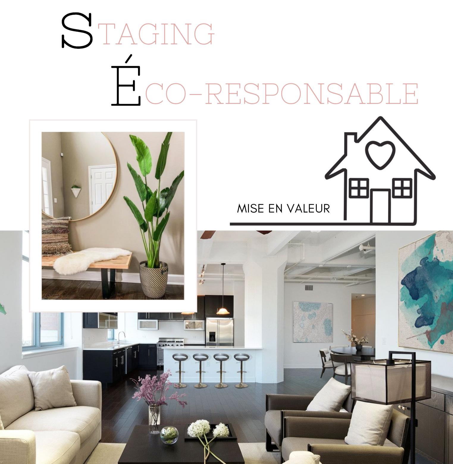 Consultation à Domicile Home Staging Éco