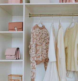 Organiser sa garde-robes