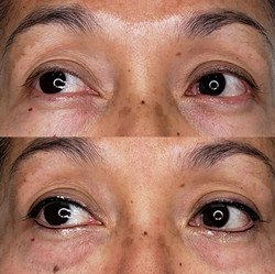Eyeliner Top and Bottom with Germany Machine