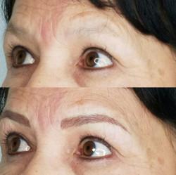 3D Natural Eyebrows