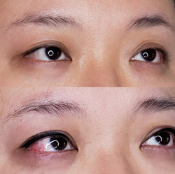 Natural Eyeliner with Germany Machine