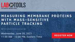 [Webinar] Measuring Membrane Proteins with Mass-Sensitive Particle Tracking   The Scientist