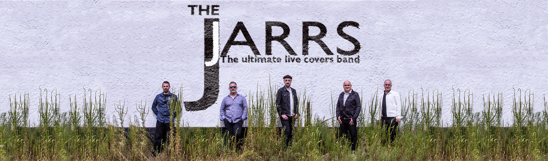 The Jjarrs - The Ultimate Live Covers Band - wedding band - party band - function band