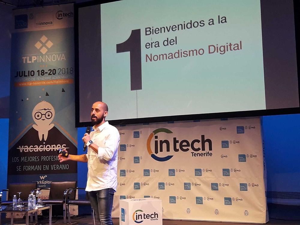Workeamos entrevista a Carlos Jonay Suarez sobre el trabajo remoto en España