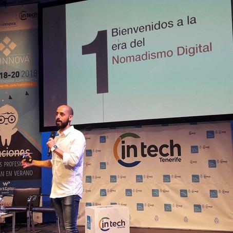 Hablamos con Carlos Jonay Suárez, consultor de estrategia digital y gestión  del trabajo remoto