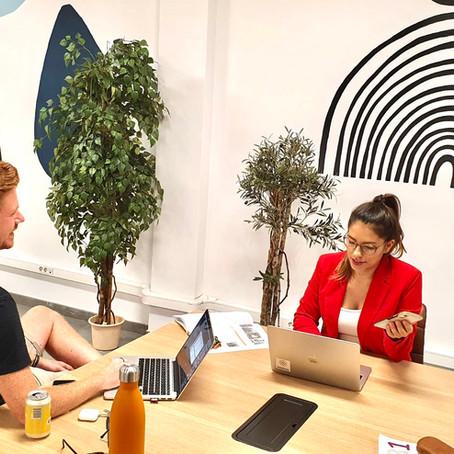 Las 5 ventajas de trabajar en un coworking