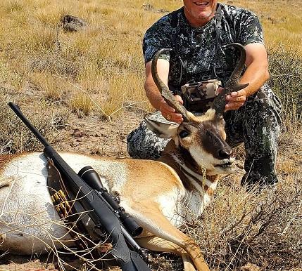 Nice Antelope!