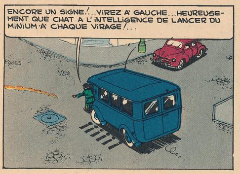 La patrouille des castors L'inconnu de la villa mystère Page 42  (Charlier-Mitacq)