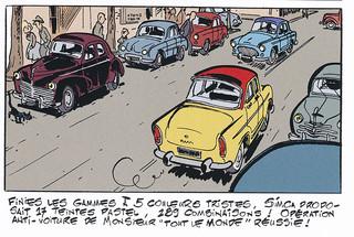 Garage de Paris Tome 1 10 histoires de voitures populaires Page 33