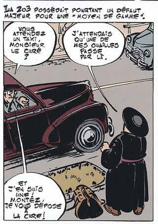 Garage de Paris Tome 1 10 histoires de voitures populaires Page 15