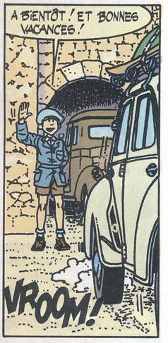 Louison Cresson La ferme du fou Page 14  (Léo Becker)