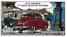 Jacques Gipar Le retour des capucins Page 3  (Delvaux-Dubois)