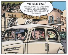 Jacques Gipar La station du clair de lune Page 29  (Delvaux-Dubois)