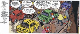 Garage de Paris Tome 2 10 nouvelles histoires de voitures populaires Page 30 2016