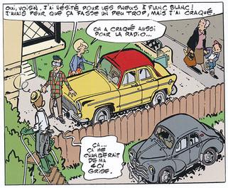 Garage de Paris Tome 1 10 histoires de voitures populaires Page 34