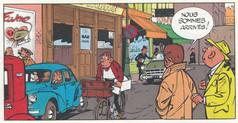 Gil Jourdan Libellule s'évade Page 6  (M. Tillieux)