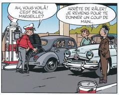 Jacques Gipar La station du clair de lune Page 13  (Delvaux-Dubois)