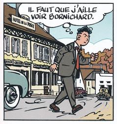 Jacques Gipar Le retour des capucins Page 25  (Delvaux-Dubois)