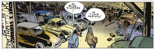 Garage de Paris Tome 1 10 histoires de voitures populaires Page 4