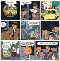 Victor Levallois Le manchot de la butte rouge Page 35  (Rullier-Stanislas)