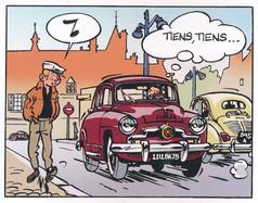 Jacques Gipar Une 2CV pour Luciano Page 6  (Delvaux-Dubois)