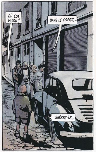 Sales mioches La veuve Pigeon Page 43  (Berlion Corbeyran)