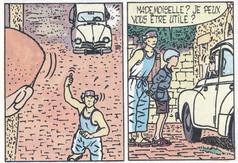 Louison Cresson La nuit des fantômes Page 39  (Léo Becker)