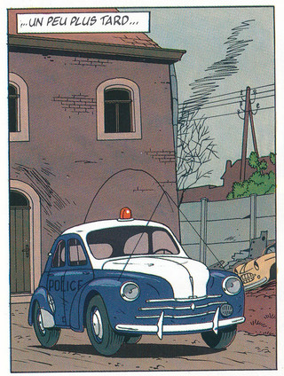 Mauro Caldi Les voleurs de Ferrari Page 4  (Constant-Lapière)