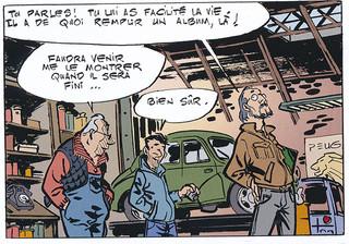 Garage de Paris Tome 1 10 histoires de voitures populaires Page 45