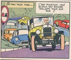Alex et Tambour Le cercle rouge Page 22  (Brochard-Hempay)