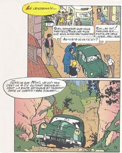 Zéphyr La caverne de la licorne Page 26  (Brochard)