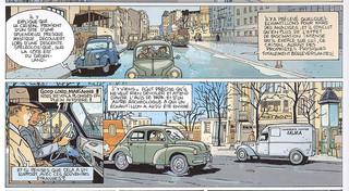 Quelques pas vers la lumière Tome 4 La mémoire oubliée Page 26  (Bruno Marchand)