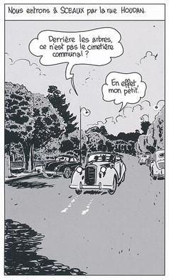 Nestor Burma Boulevard Ossements Page 44 2013